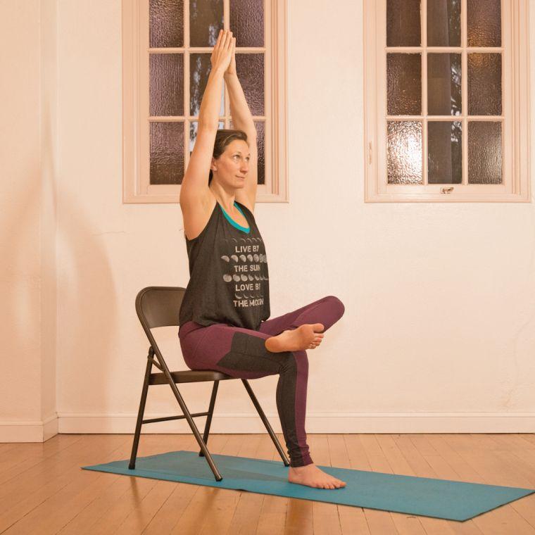 Making Standing Balancing Poses Accessible