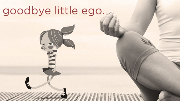 Let go of the ego