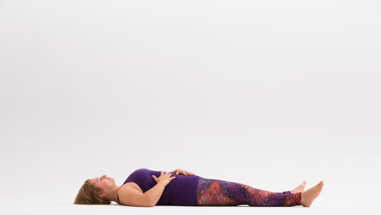 yoga for new moms